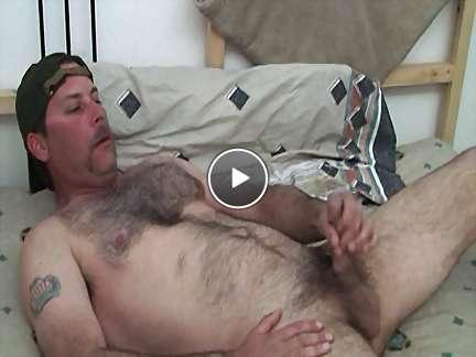 men gay hairy video