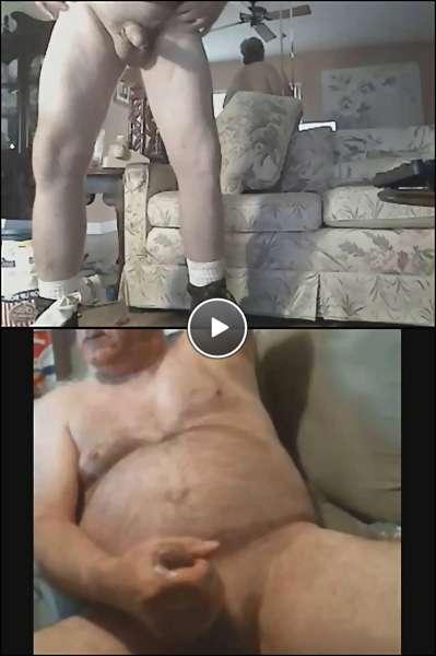 mature gay daddies video