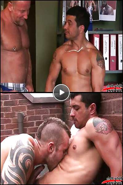 hairy hunks video